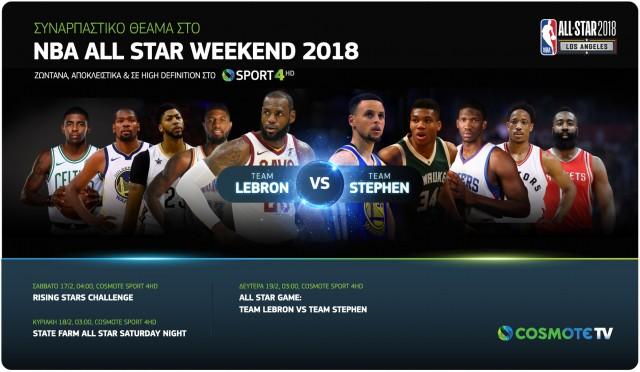 COSMOTETV_NBA_AllStarWeekend