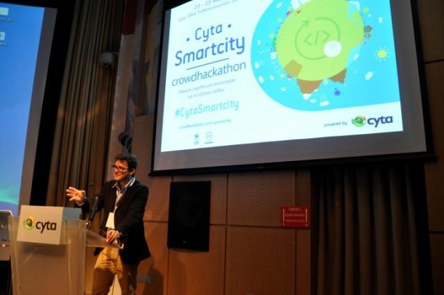 Cyta Crowdhackathon Smartcity 1