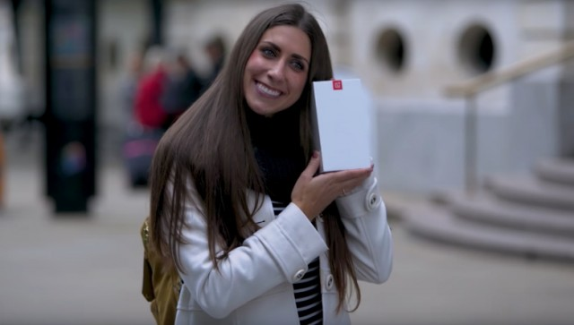 OnePlus 5T commercial