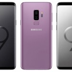Samsung Galaxy S9 Plus dual cameras