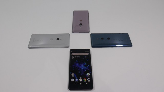 sony mobile mwc 2018 (2)
