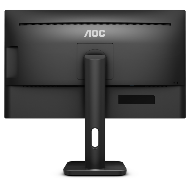 AOC Pro-Line_27P1_Black_Back_Monitor
