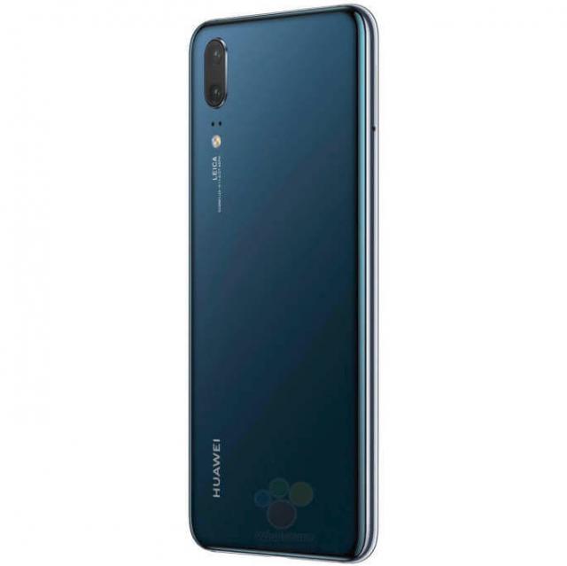 Huawei P20 Leak 2