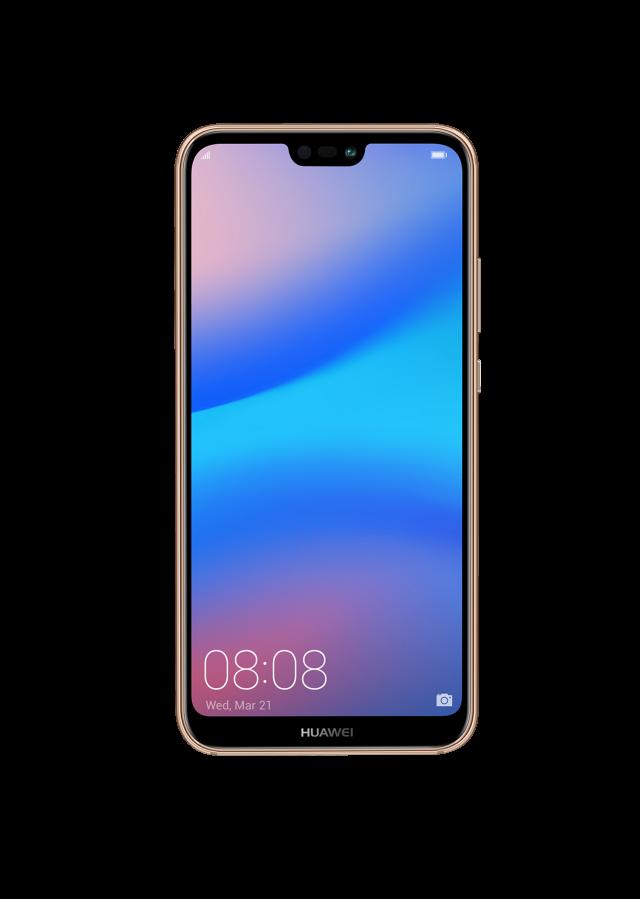 Huawei P20 Lite_Sakura Pink (1)