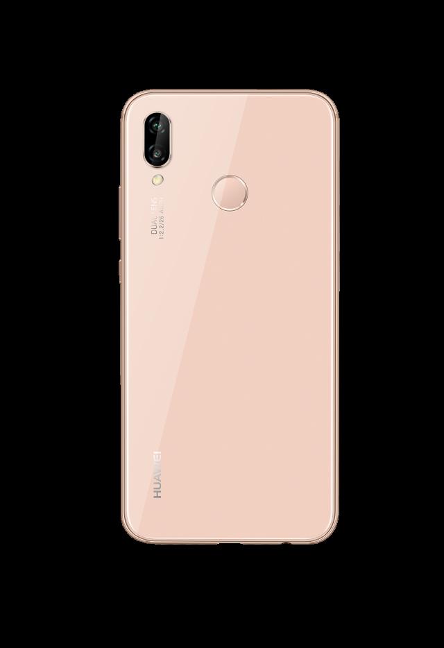 Huawei P20 Lite_Sakura Pink (2)