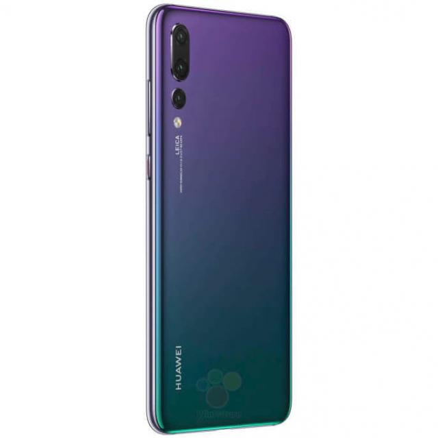 Huawei P20 Pro Leak 1
