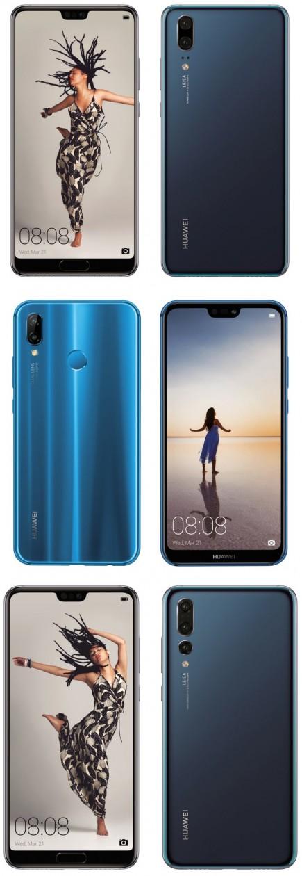 Huawei P20 series leaks2