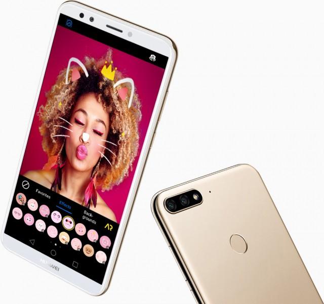 Huawei Y7 Prime 20182