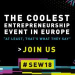 SEW the coolest entrepreneurship in Europe
