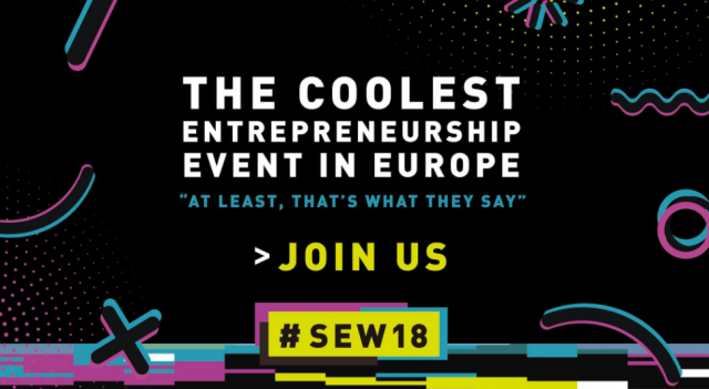 SEW the coolest entrepreneurship in Europe