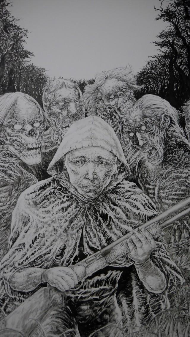 The Walking Dead Art (8)