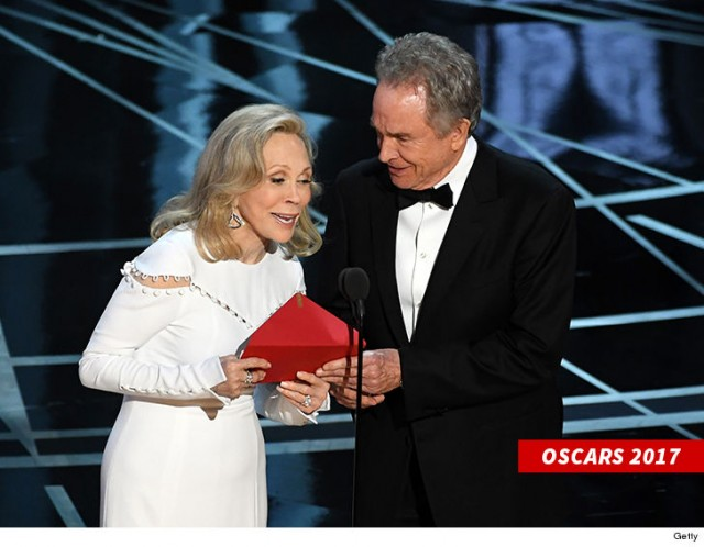 Warren Beatty και Faye Dunaway