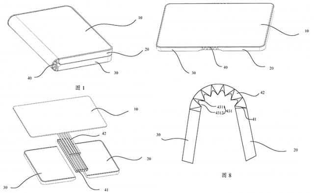 huawei patenta