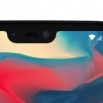 official OnePlus 6 image