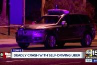 Διακόπτεται προσωρινά το πρόγραμμα δοκιμών self-driving οχημάτων της Uber: Δυστύχημα με νεκρή γυναίκα στην Αριζόνα!