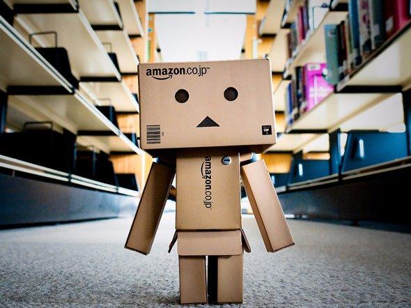Amazon Robot 1