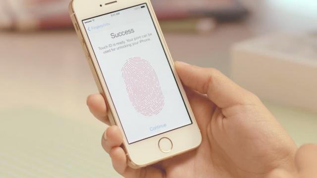 Fingerprint scanner 3