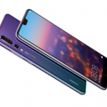 HUAWEI P20 Pro Twilight Front and Rear Diagonal