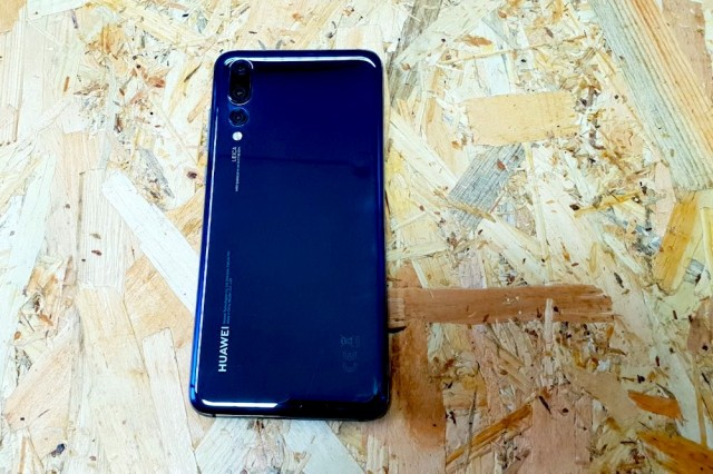 Huawei P20 Pro - Back