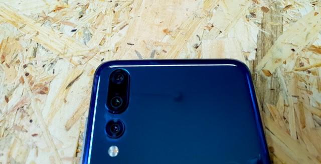 Huawei P20 Pro - Camera1