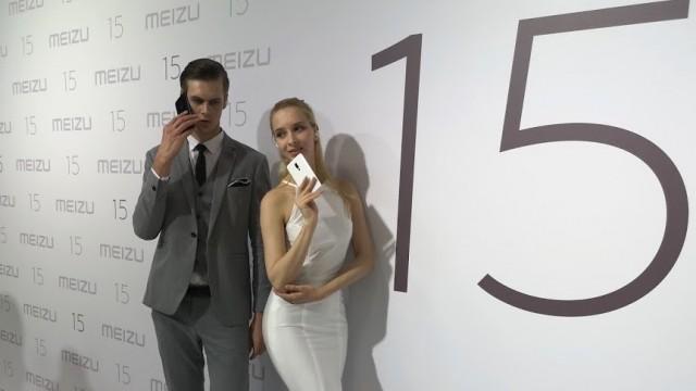 Meizu 15 lifestyle