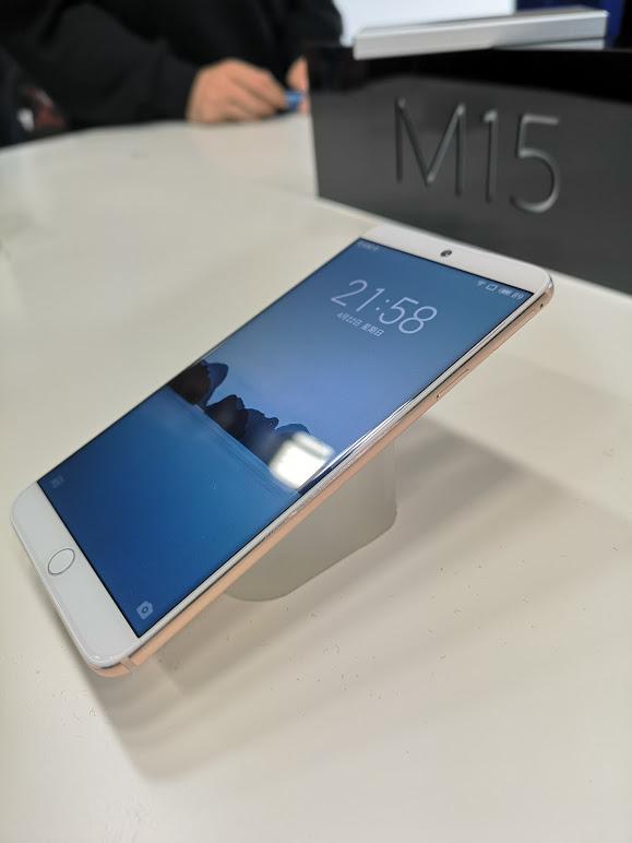 Meizu M15 - 07