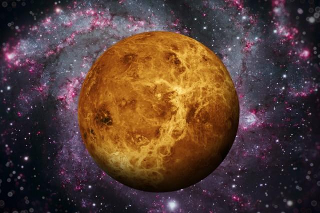 Venus-planet-animation