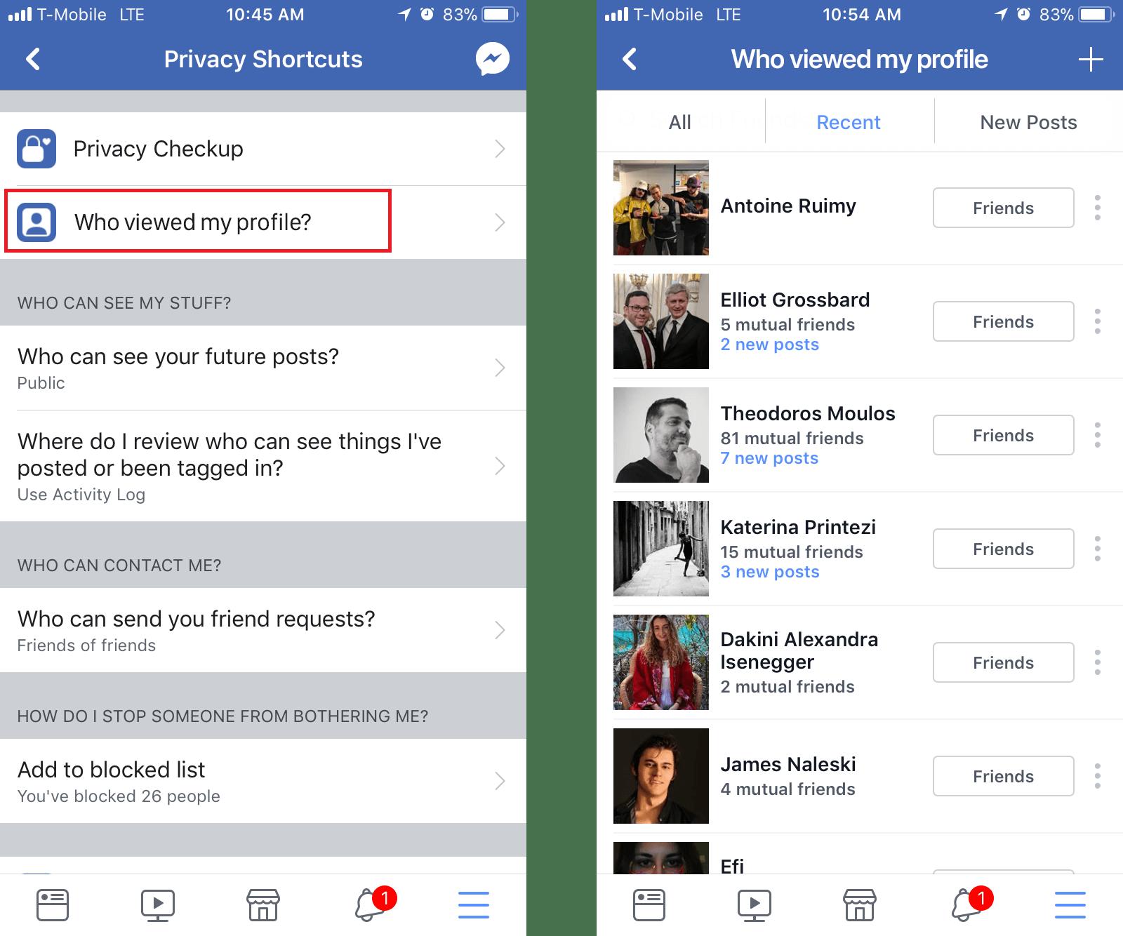 Επιτέλους! Το Facebook σας επιτρέπει να δείτε ποιος βλέπει