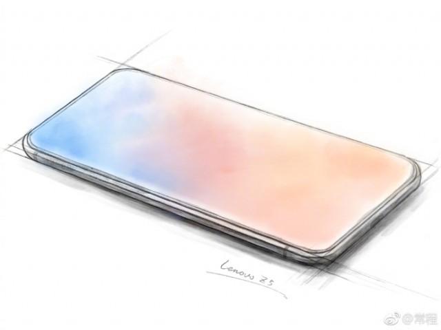 Lenovo-Z5-design