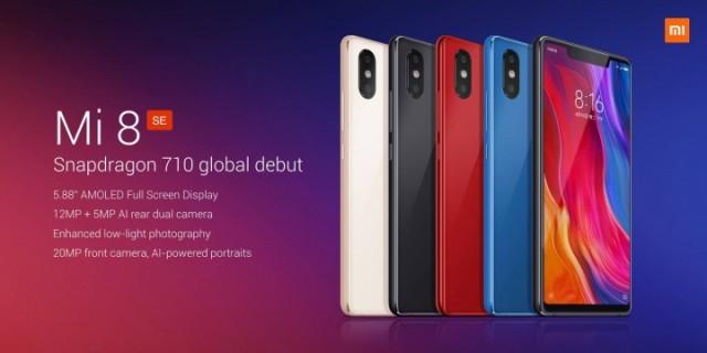 Xiaomi Mi 8 SE3
