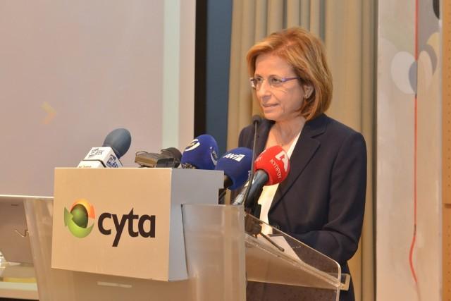 Τοποθέτησή της Πρόεδρου της Cyta, κ Ρένας Ρουβιθά: O δρόμος για το μέλλον είναι δρόμος μεγάλων προκλήσεων για τη Cyta