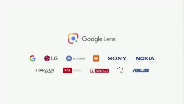 lens-integrated