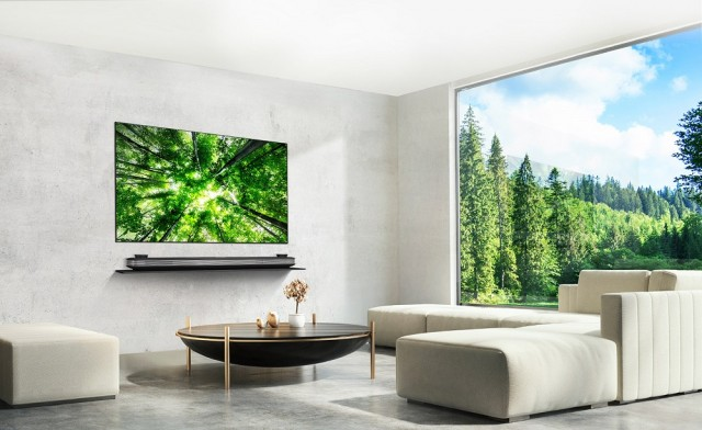 LG Signature OLED 4K TV W8 series photo 2