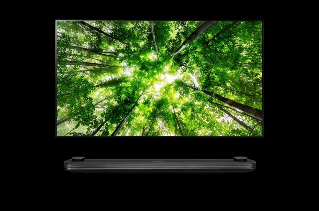 LG Signature OLED 4K TV W8 series photo 3