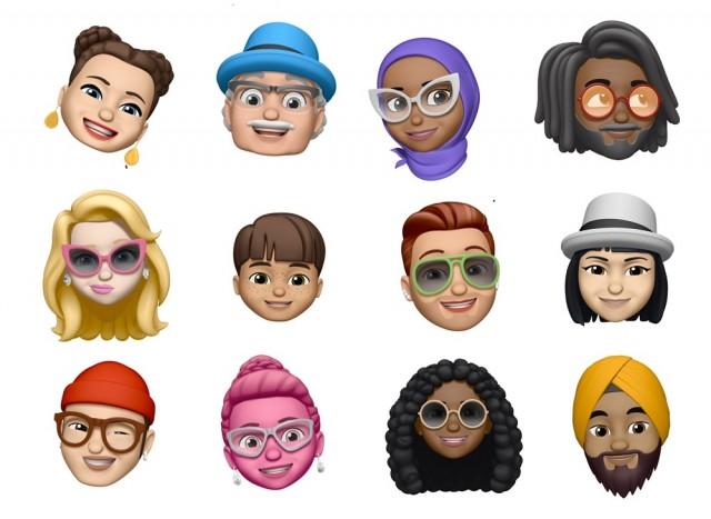 iOS12_Apple-Memoji