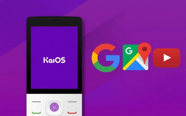 kaios-google
