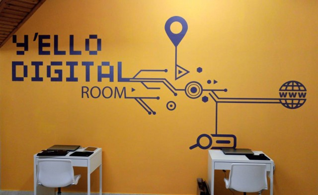 mtn Y'ello Digital Room