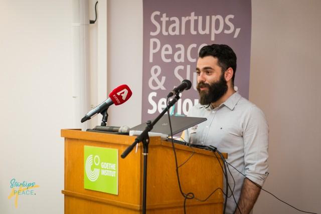 Christophoros Tzirtzipis -  Startup Cyprus