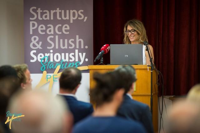 Stavriana Kofteros - Head of Startup Cyprus
