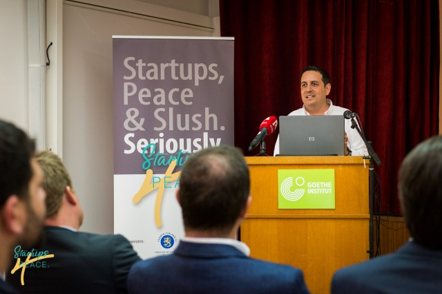 Tunc Yalgin - Startup Cyprus