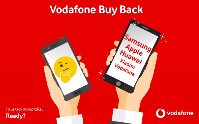 vodafone buy back