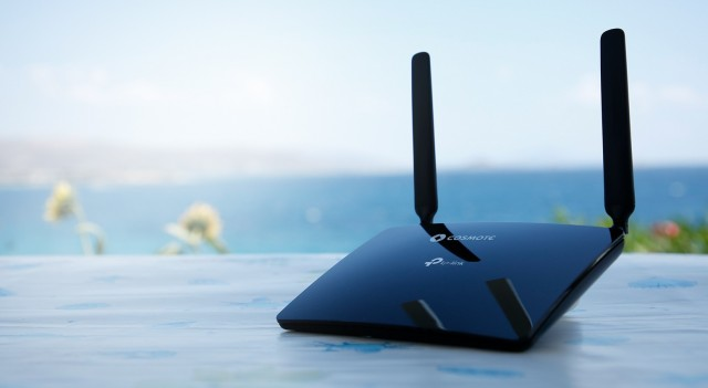COSMOTE 4G WiFi Router