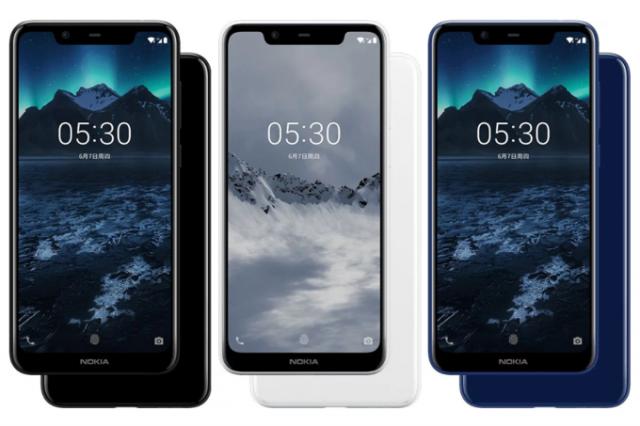 Nokia X5