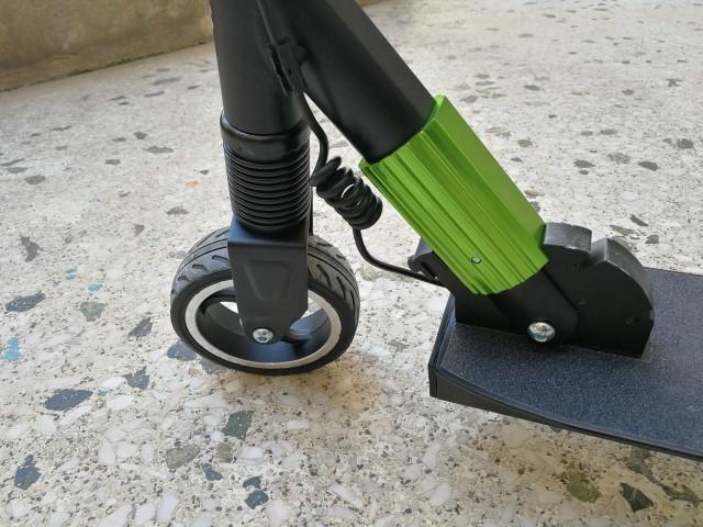 Δοκιμή με το Jetson Cruise electric scooter!