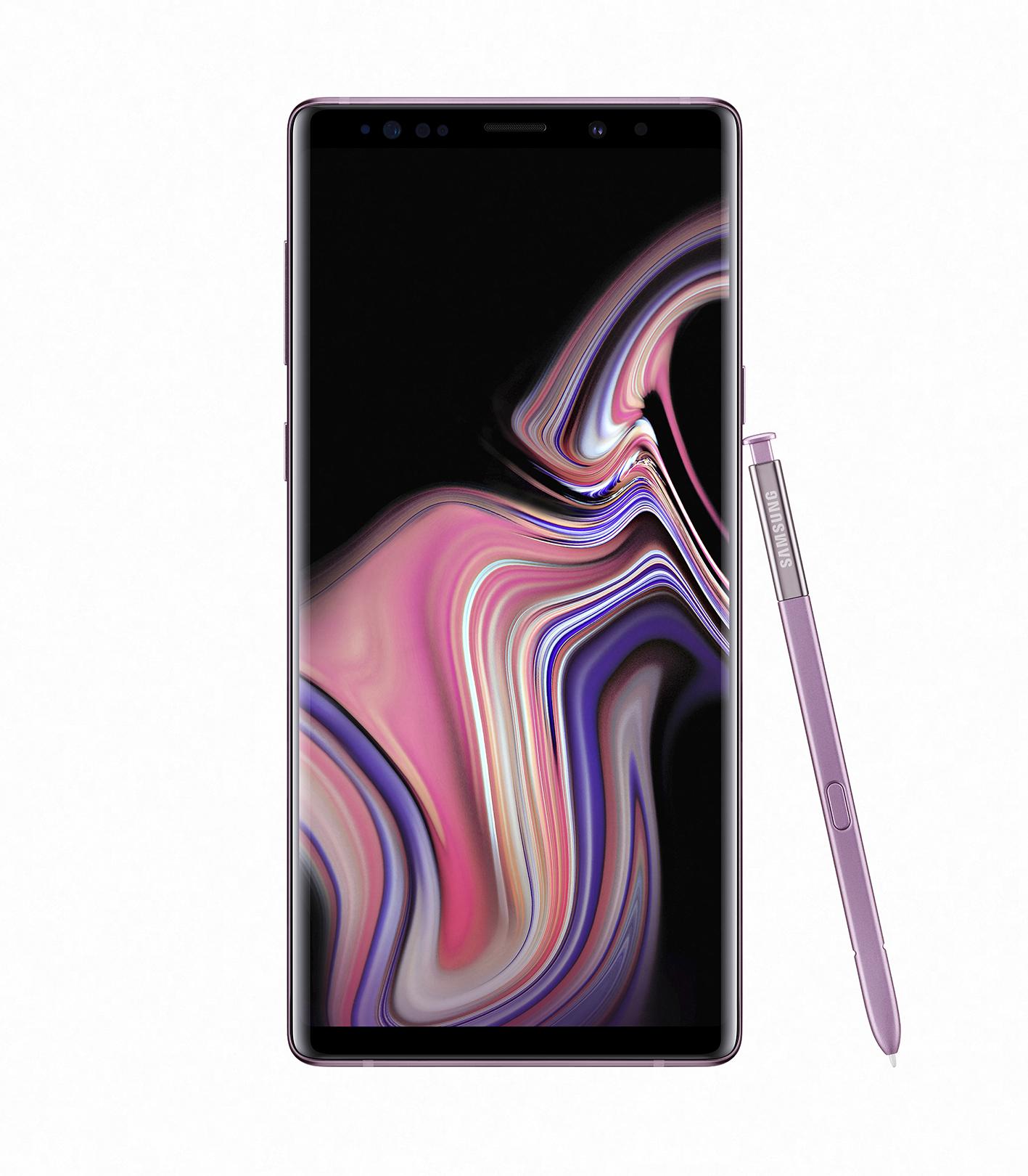 03.Lavender Purple_galaxynote9_front_pen