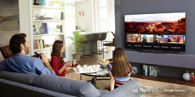LG TV Google Assistant Consumer 02