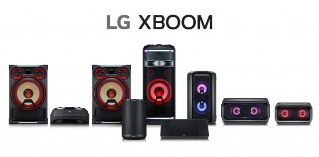 LG XBOOM Range - Logo 01