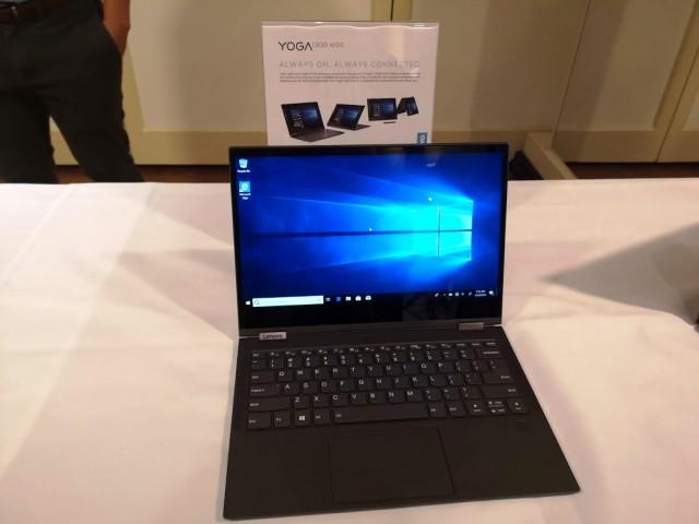 Lenovo Yoga C630-4