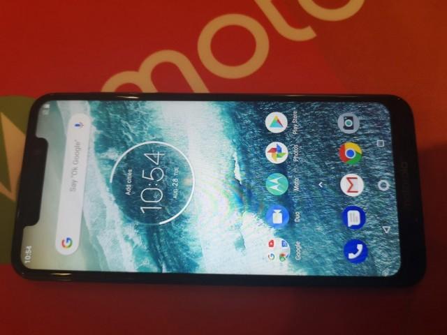 Motorola One - 06