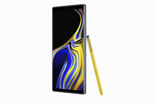 Samsung Galaxy Note 9_Blue